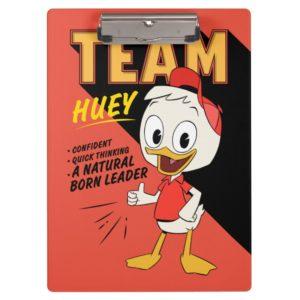 Team Huey Clipboard
