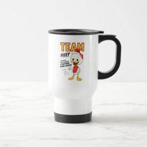 Team Huey Travel Mug