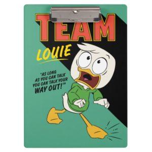 Team Louie Clipboard