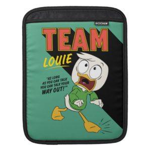 Team Louie iPad Sleeve