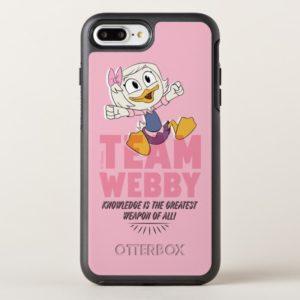 Team Webby OtterBox iPhone Case