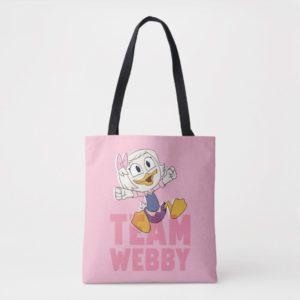Team Webby Tote Bag