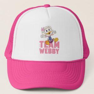 Team Webby Trucker Hat