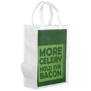 The Celery Incident Grocery Bag