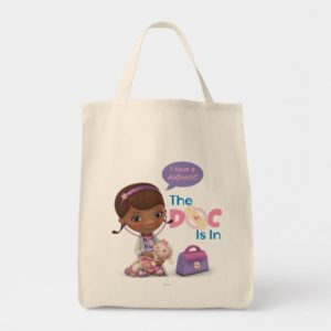 The Doc Is In 2 Tote Bag