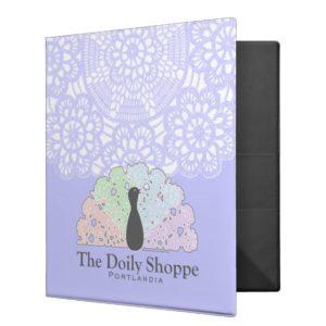 The Doily Shoppe Binder
