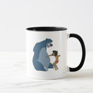 The Jungle Book Baloo and Mowgli Disney Mug