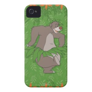 The Jungle Book Baloo with Grass Skirt Case-Mate iPhone Case