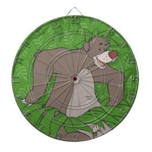 The Jungle Book Baloo with Grass Skirt Dart Board