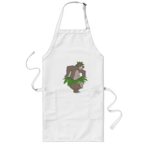 The Jungle Book Baloo with Grass Skirt Long Apron