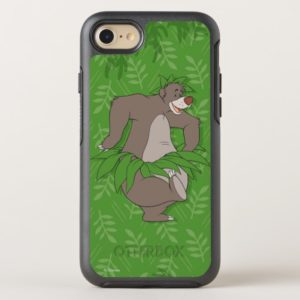 The Jungle Book Baloo with Grass Skirt OtterBox iPhone Case