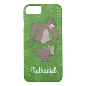 The Jungle Book Baloo with Grass Skirt | Your Name Case-Mate iPhone Case