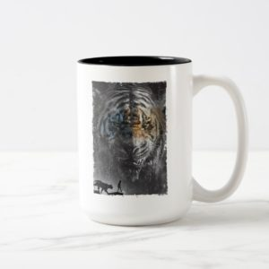 The Jungle Book | Danger is Everywhere Two-Tone Coffee Mug