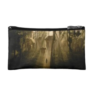 The Jungle Book Elephants Makeup Bag