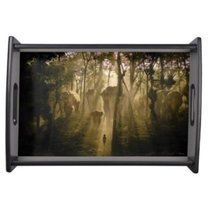 The Jungle Book Elephants Serving Tray