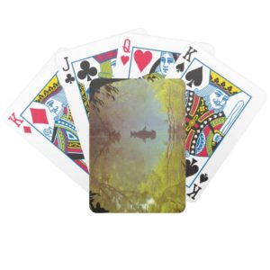 The Jungle Book | Laid Back Poster Bicycle Playing Cards