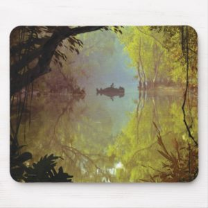 The Jungle Book   Laid Back Poster Mouse Pad