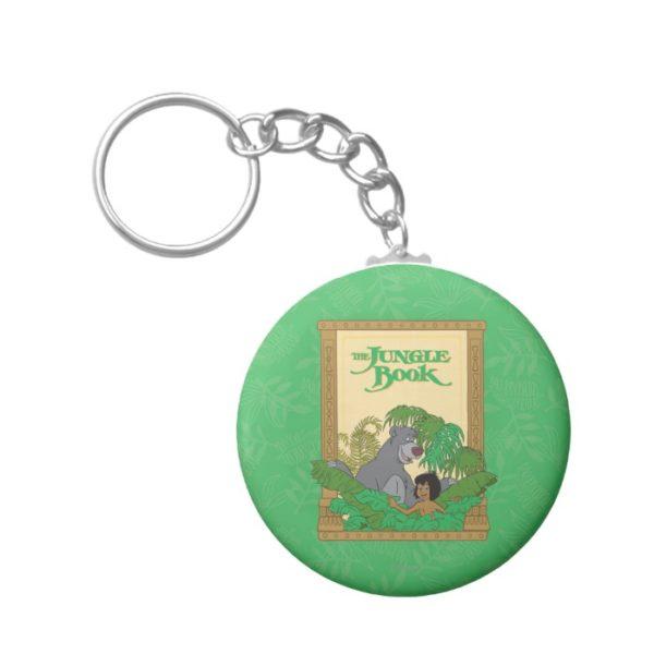 The Jungle Book - Mowgli and Baloo Keychain