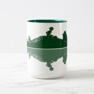 The Jungle Book | Mowgli and Baloo - Laid Back Two-Tone Coffee Mug