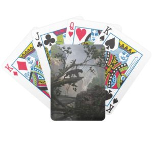 The Jungle Book | Mystery of the Jungle Bicycle Playing Cards