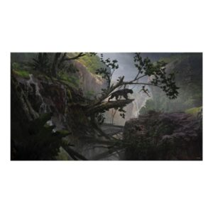 The Jungle Book | Mystery of the Jungle Poster