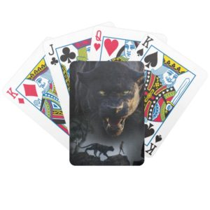 The Jungle Book   Push the Boundaries Bicycle Playing Cards