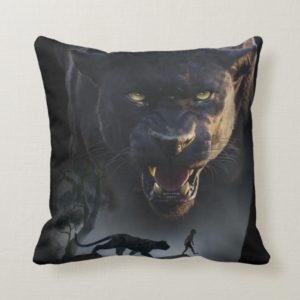 The Jungle Book   Push the Boundaries Throw Pillow