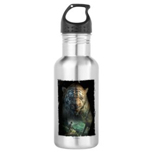 The Jungle Book | Shere Khan & Mowgli Stainless Steel Water Bottle