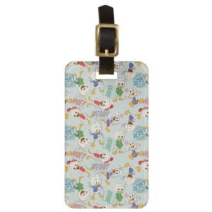 The Kids are Back in Town Pattern Bag Tag