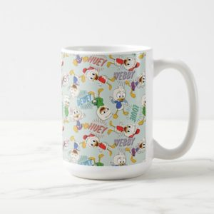 The Kids are Back in Town Pattern Coffee Mug