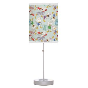 The Kids are Back in Town Pattern Desk Lamp