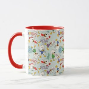The Kids are Back in Town Pattern Mug