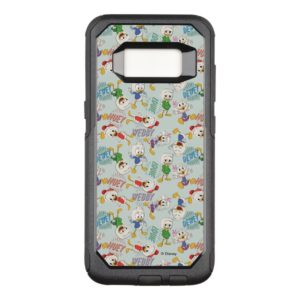 The Kids are Back in Town Pattern OtterBox Commuter Samsung Galaxy S8 Case