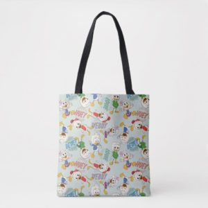 The Kids are Back in Town Pattern Tote Bag