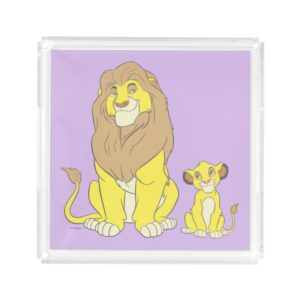The Lion King | Mighty Kings Acrylic Tray