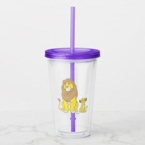 The Lion King | Mighty Kings Acrylic Tumbler