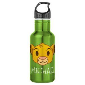 The Lion King | Simba Emoji Water Bottle
