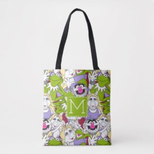 The Muppets | Monogram Oversized Pattern Tote Bag