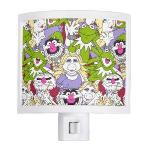 The Muppets   Oversized Pattern Night Light