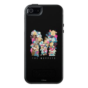 The Muppets   The Muppets Monogram OtterBox iPhone Case