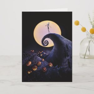 The Nightmare Before Christmas Holiday Card