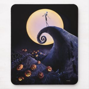 The Nightmare Before Christmas Mouse Pad