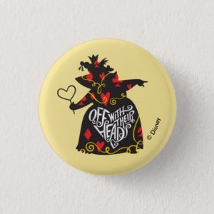 The Queen of Hearts | Off with Their Heads Button