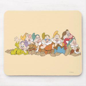 The Seven Dwarfs 2 Mouse Pad