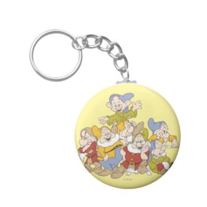 The Seven Dwarfs 4 Keychain