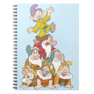 The Seven Dwarfs 5 Notebook