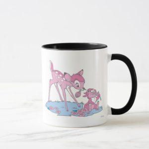 Thumper and Bambi Eating Fruit Mug