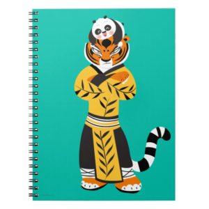 Tigress and Baby Panda Notebook