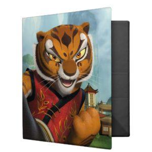 Tigress Kick 3 Ring Binder