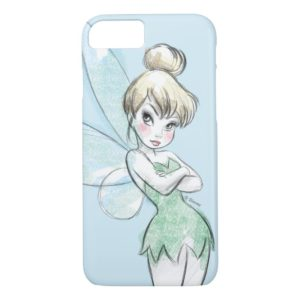 Tinker Bell | Arms Crossed Pastel Case-Mate iPhone Case